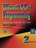 Efficient C/C++ Programming