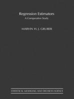 Regression Estimators