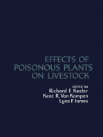 Effects of Poisonous Plants on Livestock