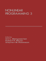 Nonlinear Programming 3