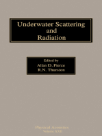 Underwater Scattering and Radiation