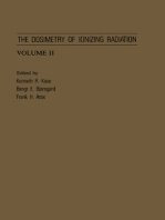 The Dosimetry of Ionizing Radiation