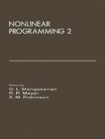 Nonlinear Programming 2