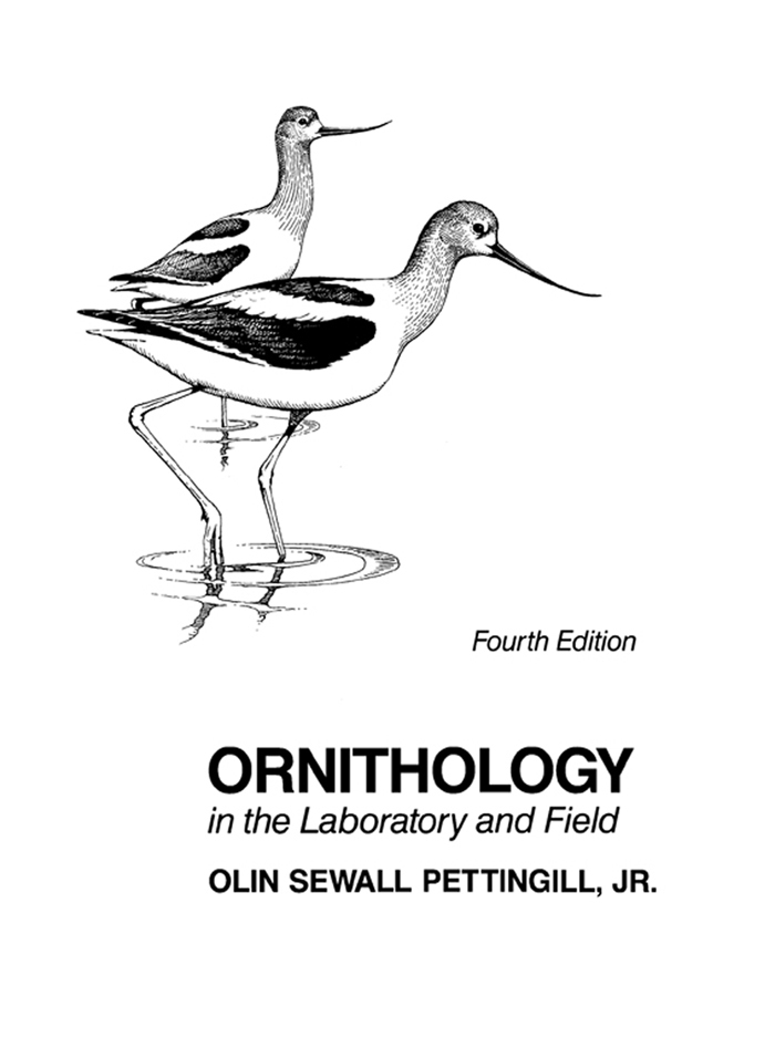 Ornithology in Laboratory and Field by Olin Sewall