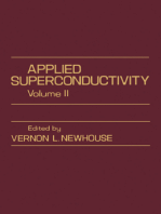 Applied Superconductivity: Volume II