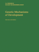 Genetic Mechanisms of Development