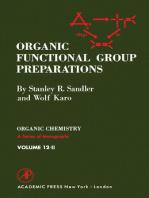 Organic Functional Group Preparations