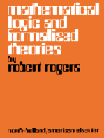 Mathematical Logic and Formalized Theories