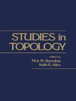 Studies in Topology