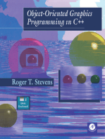 Object-Oriented Graphics Programming in C++