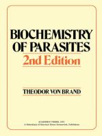 Biochemistry of Parasites
