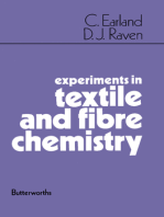 Experiments in Textile and Fibre Chemistry