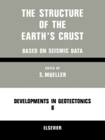 The Structure of the Earth's Crust
