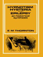 Hypnotism, Hysteria and Epilepsy