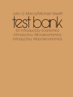 Test Bank for Introductory Economics