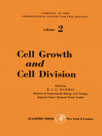 Cell Growth and Cell Division
