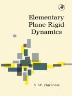Elementary Plane Rigid Dynamics