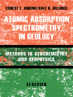Atomic Absorption Spectrometry in Geology