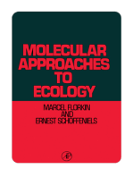 Molecular Approaches to Ecology