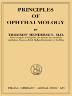 Principles of Ophthalmology