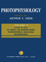 Photophysiology