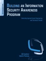 Building an Information Security Awareness Program