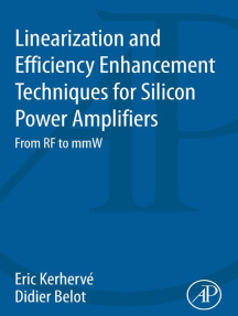 Linearization and Efficiency Enhancement Techniques for Silicon Power Amplifiers: From RF to mmW