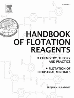 Handbook of Flotation Reagents