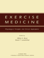 Exercise Medicine: Physiological Principles and Clinical Applications