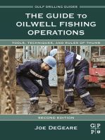 The Guide to Oilwell Fishing Operations: Tools, Techniques, and Rules of Thumb