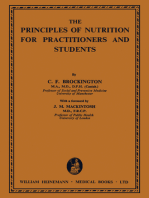 The Principles of Nutrition for Practitioners and Students