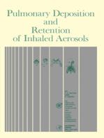 Pulmonary Deposition and Retention of Inhaled Aerosols