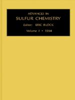 Advances in Sulfur Chemistry