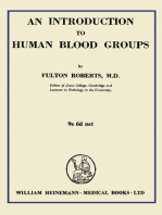 An Introduction to Human Blood Groups