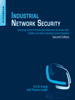 Industrial Network Security