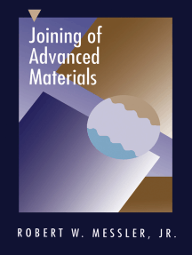 Joining of Advanced Materials