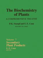Secondary Plant Products: A Comprehensive Treatise