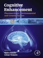 Cognitive Enhancement: Pharmacologic, Environmental and Genetic Factors