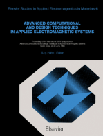 Advanced Computational and Design Techniques in Applied Electromagnetic Systems: Proceedings of the International ISEM Symposium on Advanced Computational and Design Techniques in Applied Electromagnetic Systems, Seoul, Korea, 22-24 June, 1994