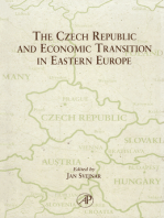 The Czech Republic and Economic Transition in Eastern Europe