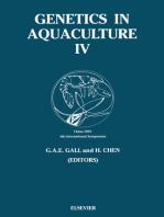 Genetics in Aquaculture