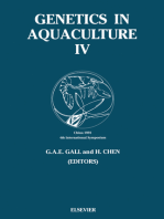 Genetics in Aquaculture