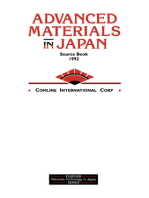 Advanced Materials in Japan