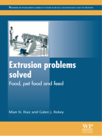 Extrusion Problems Solved: Food, Pet Food and Feed
