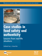 Case Studies in Food Safety and Authenticity