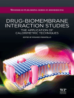 Drug-Biomembrane Interaction Studies