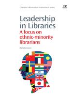 Leadership in Libraries