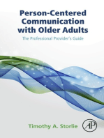 Person-Centered Communication with Older Adults