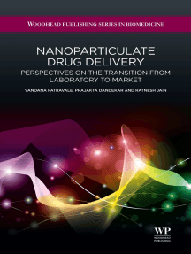 Nanoparticulate Drug Delivery: Perspectives on the Transition from Laboratory to Market