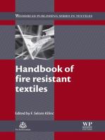 Handbook of Fire Resistant Textiles